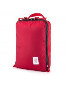 Topo Designs Pack Bag 10L Red Side