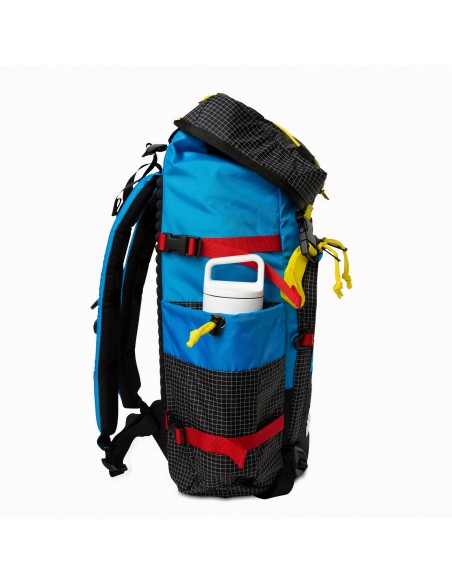 Topo Designs Subalpine Pack Blue Offbody Side