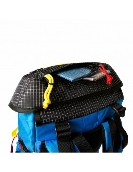 Topo Designs Subalpine Pack Blue Offbody Details 5