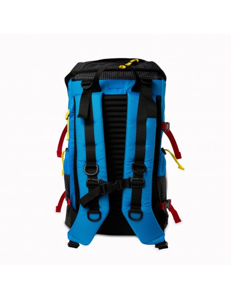 Topo Designs Subalpine Pack Blue Offbody Back