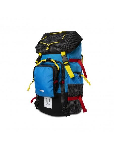 Topo Designs Subalpine Pack Blue Offbody Side