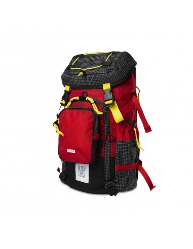 Topo Designs Subalpine Pack Red Offbody Side