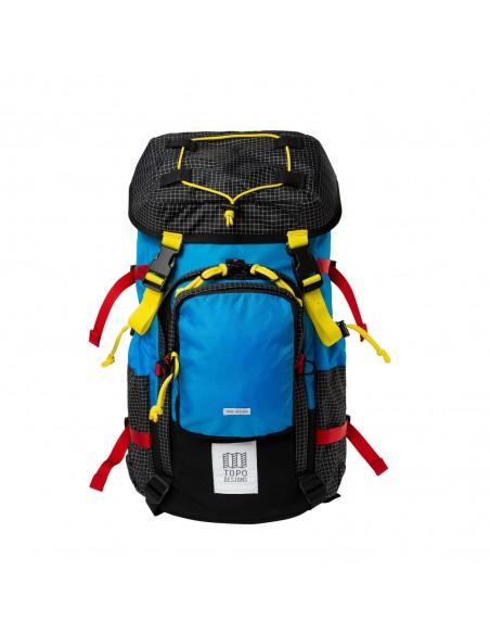 Topo Designs Subalpine Pack Blue Offbody Front
