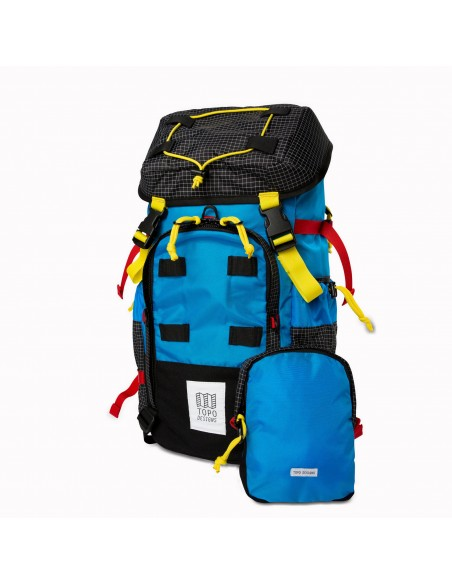 Topo Designs Subalpine Pack Blue Offbody Details 3