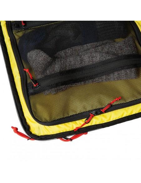 Topo Designs Travel Bag 40L Navy Offbody Details 2