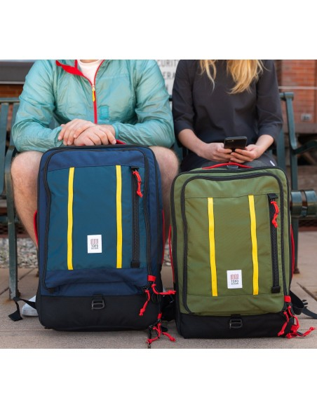 Topo Designs Travel Bag 40L Onbody Front