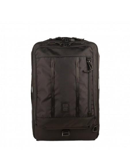 Topo Designs Travel Bag 40L Ballistic Black Offbody Front