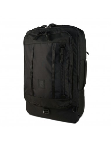 Topo Designs Travel Bag 40L Ballistic Black Offbody Side