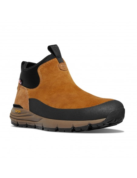 Danner Arctic 600 Chelsea 5 Brown Shoes Front