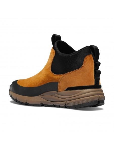 Danner Arctic 600 Chelsea 5 Brown Shoes Back