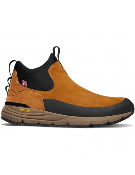 Danner Arctic 600 Chelsea 5 Brown Shoes Side
