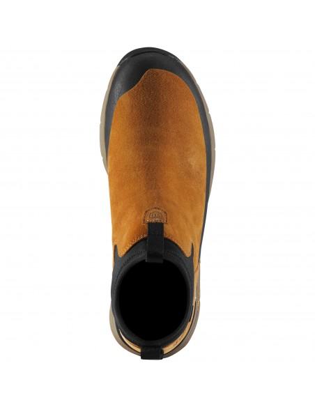 Danner Arctic 600 Chelsea 5 Brown Shoes Top