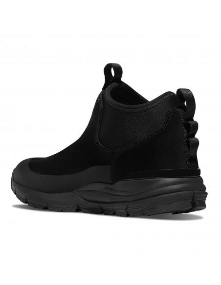 Danner  Dámske Arctic 600 Chelsea 5 Čierna Topánky Zozadu