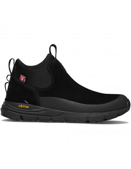 Danner  Dámske Arctic 600 Chelsea 5 Čierna Topánky Zboku