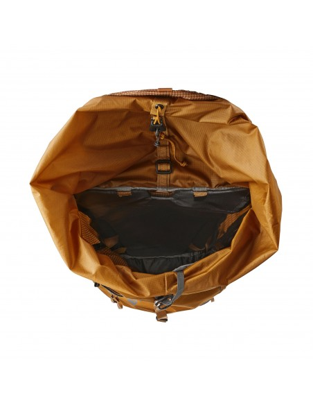 Patagonia Backpack Descensionist Pack 32L Hammonds Gold Open