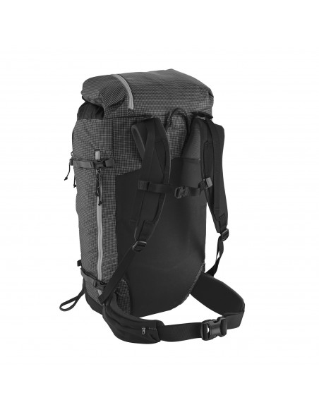 Patagonia Backpack Descensionist Pack 40L Ink Black Back