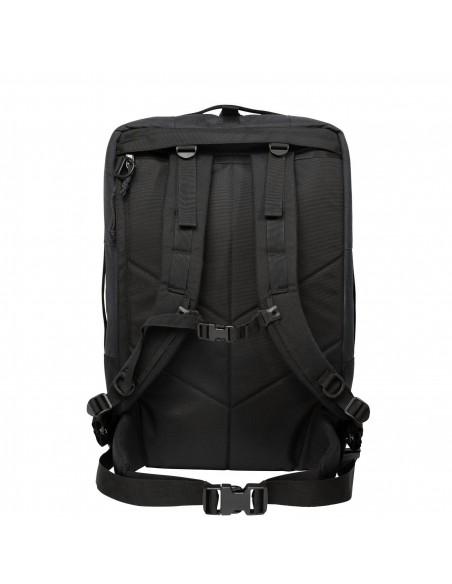 Topo Designs Travel Bag 40L Navy Offbody Back