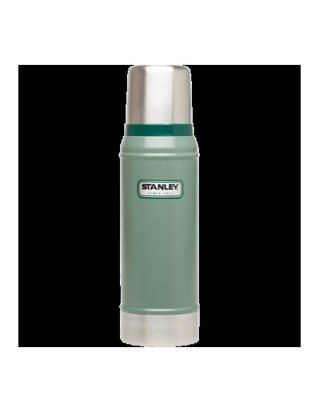 Stanley Termoska Classic Vacuum Insulated Bottle 0,75L Zelená Spredu
