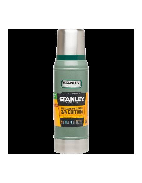 Stanley Termoska Classic Vacuum Insulated Bottle 0,75L Zelená Spredu 2