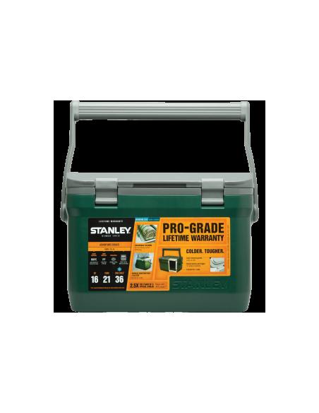 Stanley Chladiaci Box Adventure Cooler 15L Zelená Balenie Spredu