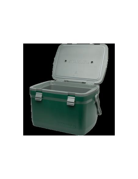Stanley Chladiaci Box Adventure Cooler 15L Zelená Uhol 2