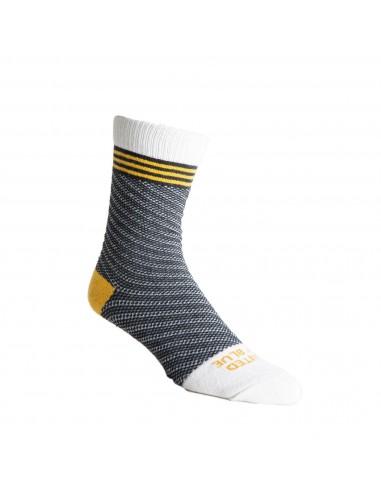United by Blue Konopné Ponožky Tacony Čierna