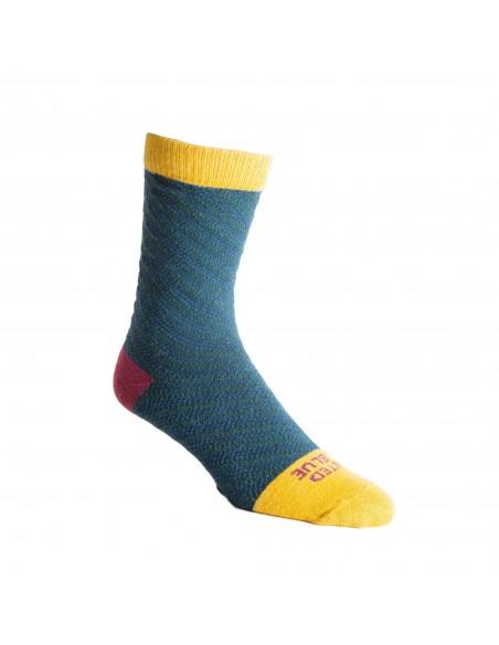 United by Blue Tacony Hemp Sock Teal