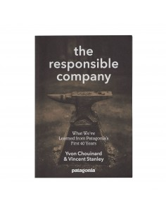 Patagonia Book The Responsible Company Front Cover