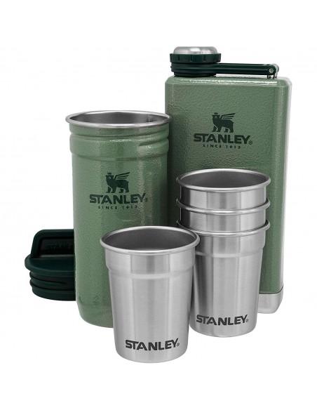 Stanley Darčekový set Adventure Gift Set - 4 Steel Shots & Flask Spredu 2
