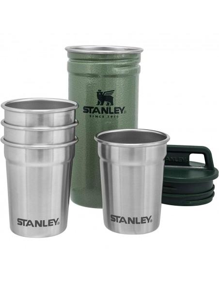 Stanley Darčekový set Adventure Gift Set - 4 Steel Shots & Flask Spredu 1