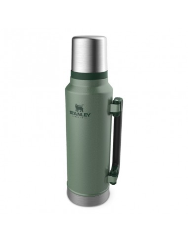 Stanley Termoska Classic Vacuum Insulated Bottle 1,4L Zelená Uhol