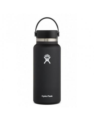 Hydro Flask 32 oz Termoska So Širokým Hrdlom Verzia 2.0 Čierna