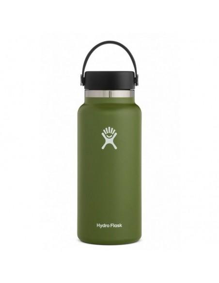 Hydroflask 32 oz Termoska So Širokým Hrdlom Verzia 2.0 Olivová