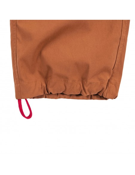 Topo Designs Dámska Kombinéza Oranžová Offbody Detaily
